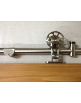 Milano Sliding Wood Door Hardware