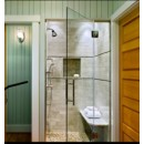 """12"""" Satin Stainless Steel Door Handle"""