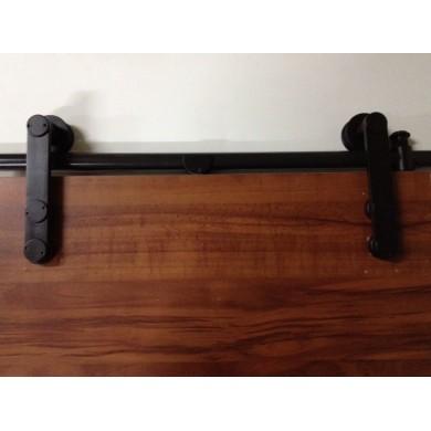 Black Geneva for Wood Doors